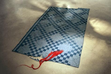 thread, quilt, dye